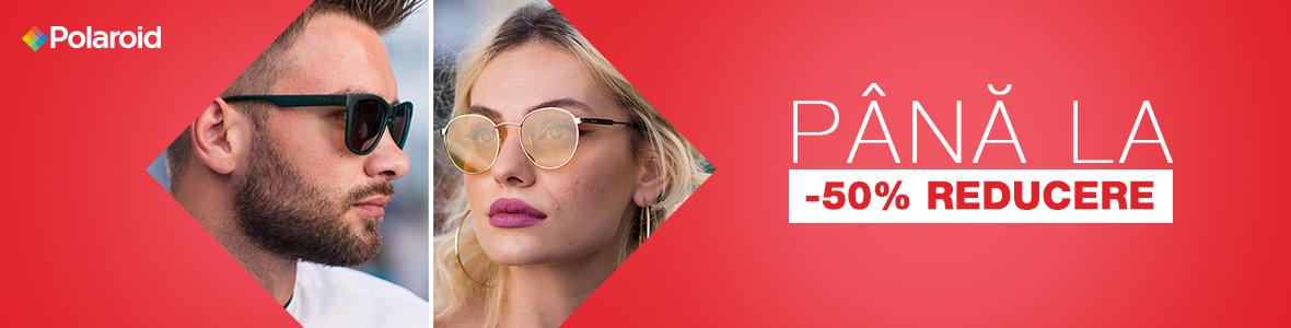 Ochelari de soare Polaroid cu discount -50%